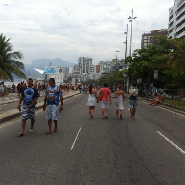Rio de Janeiro e Salvador