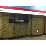 Salvador e Mundo, o Mundo e Salvador… Santiago!