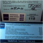 Pensar Salvador | Preço praticados nos nossos táxis