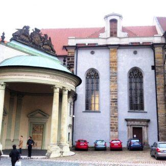 Igreja de Todos os Santos Salvador