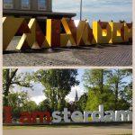 Salvador e o Mundo, o Mundo e Salvador… Amsterdam!