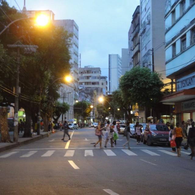 Avenida Sete de Setembro Salvador