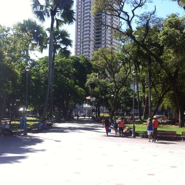 Campo Grande Salvador