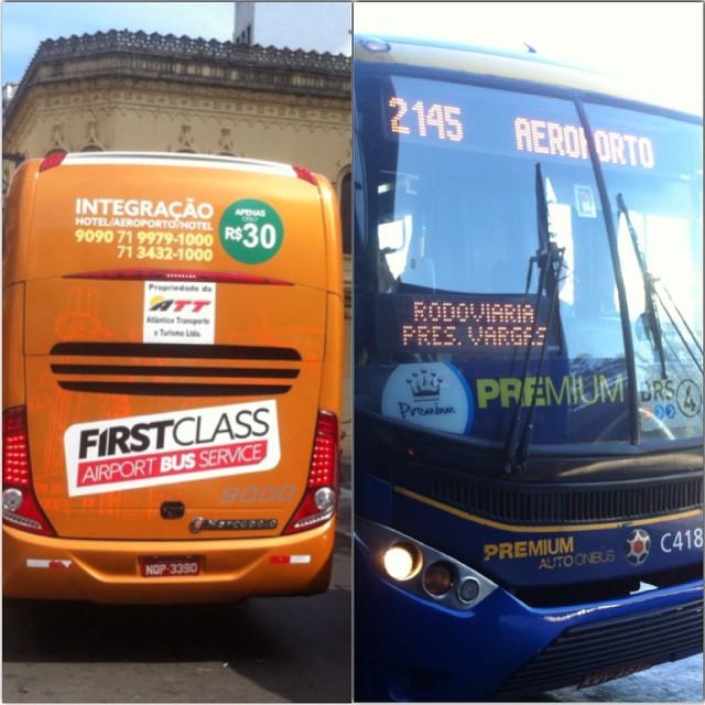 Firts Class Airport Bus Service