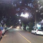 A centenária Avenida Sete de Setembro
