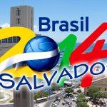 A Copa do Mundo chega ao Brasil e a Salvador