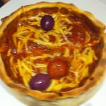Onde Comer Pizza em Salvador: Chicago Stuffed Pizza
