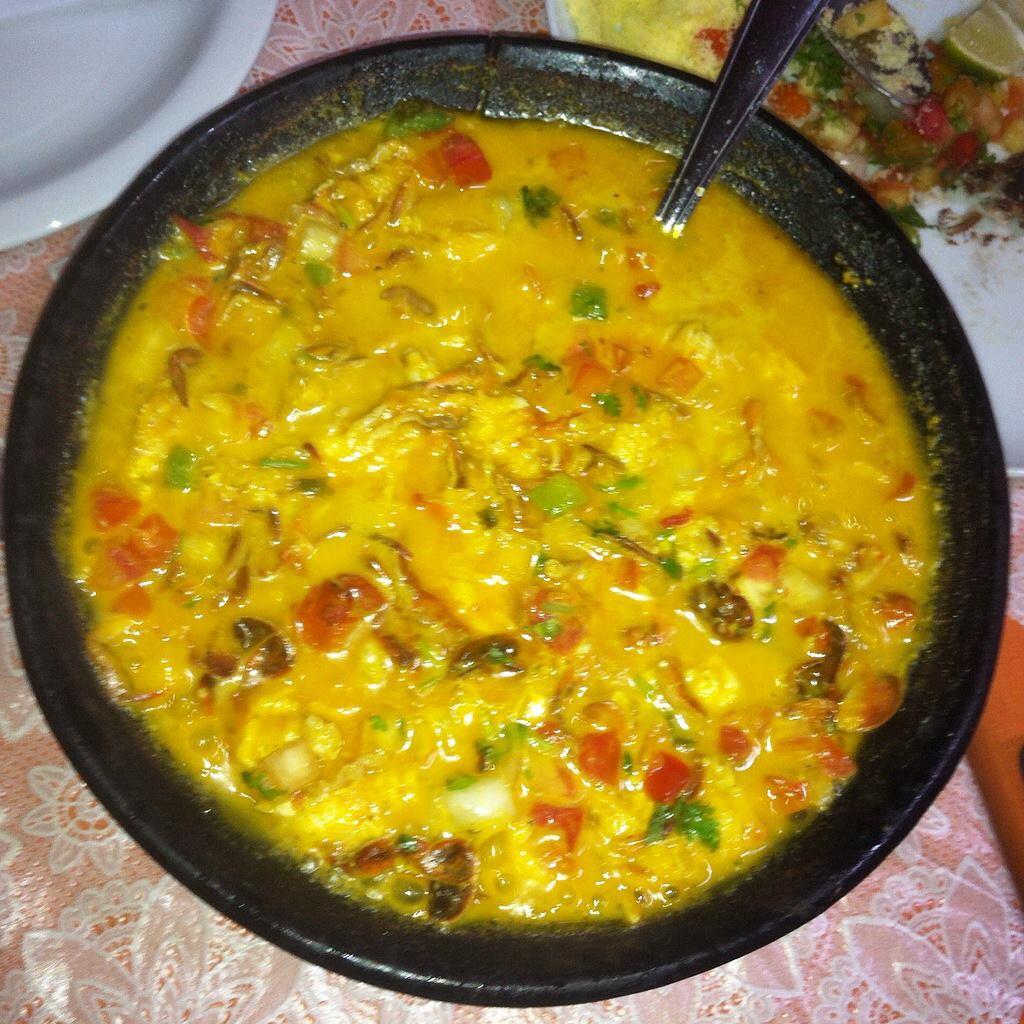 Onde comer comida baiana em Salvador