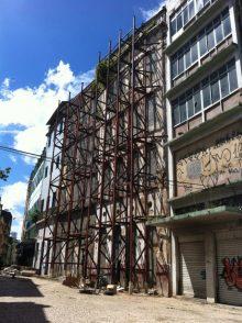 Reforma dos Casaroes do Centro Historico de Salvador