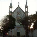 A linda e graciosa Igreja Matriz de Mar Grande