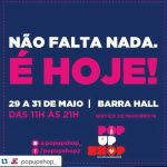 """Pop Up Shop"" neste final do Barra Hall"