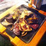 Picanha, queijo coalho e banana da terra: combinação perfeita do Restaurante 33