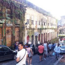 Salvador Freer Walking Tour