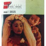 Veja a programação para maio/15 do Teatro SESC – SENAC