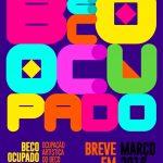 """Projeto """"Beco Ocupado"""" marca o retorno do Beco dos Artistas no Garcia"""
