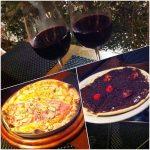 Cantina Volpi, para quem deseja aliar ambiente e uma boa pizza no forno a lenha