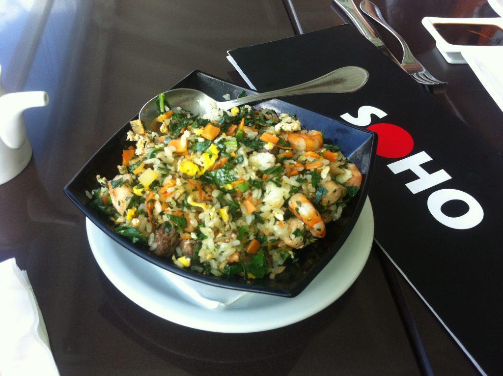 Onde comer comida japonesa em Salvador. Gastronomia Salvador