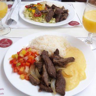 Onde comer em Pernambués