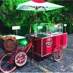 Encontro de Food Bikes começa no dia 19/08 na Ferreira Costa