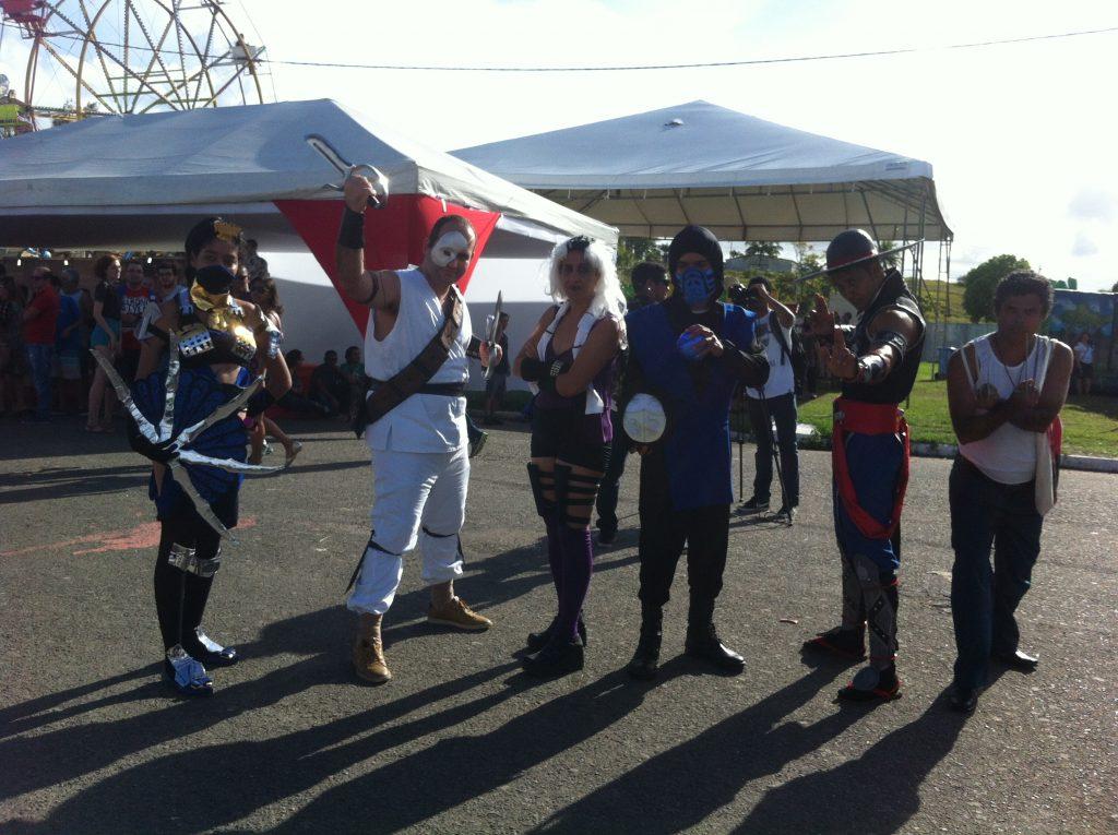 Festival de Cultura Japonesa de Salvador
