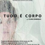 """Bate papo sobre a obra marca encerramento da exposição """"Tudo é corpo"""""""