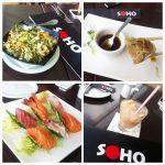 SOHO: o melhor da culinária oriental na Bahia Marina