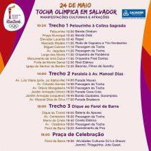 Tour da Tocha Salvador