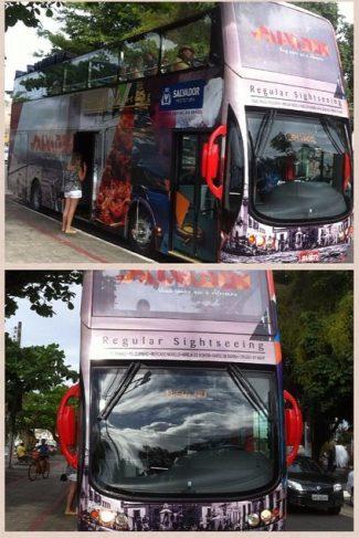 Ônibus de Turismo Salvador