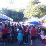 A Feira traz a Salvador o prazer de se comer na rua