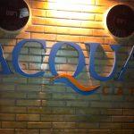 Acqua Café, o badalado Café na Bahia Marina