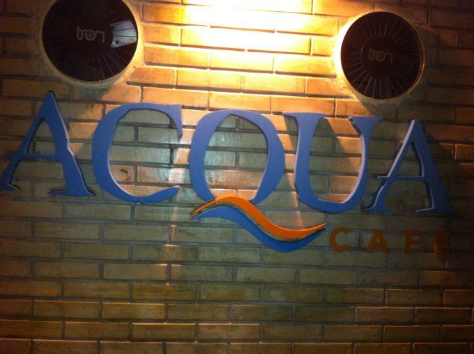 Acqua Café - Bahia Marina