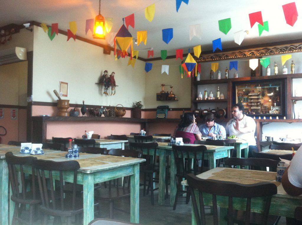 Restaurante Trem Bão