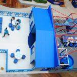 Shopping Paralela traz circuitos Frozen e Homem-Aranha para crianças