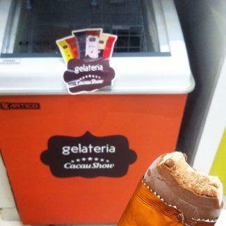 Gelato La Creme Cacau Show