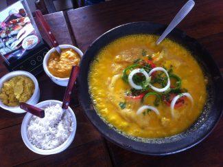 Onde comer moqueca em Salvador