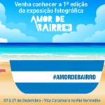"""Exposição fotográfica """"Amor de Bairro"""" na Vila Caramuru"""