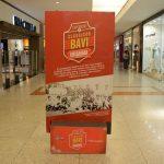 """Exposição """"Clássicos BAVI"""" convida torcedores para conhecer histórias dos times baianos"""