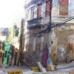 A foto não ficou muito gatinha (a rua estava em obras). Mas taí o início da famosa Ladeira da Preguiça. Começa atrás da Av. Carlos Gomes e termina no final da Av. Contorno.