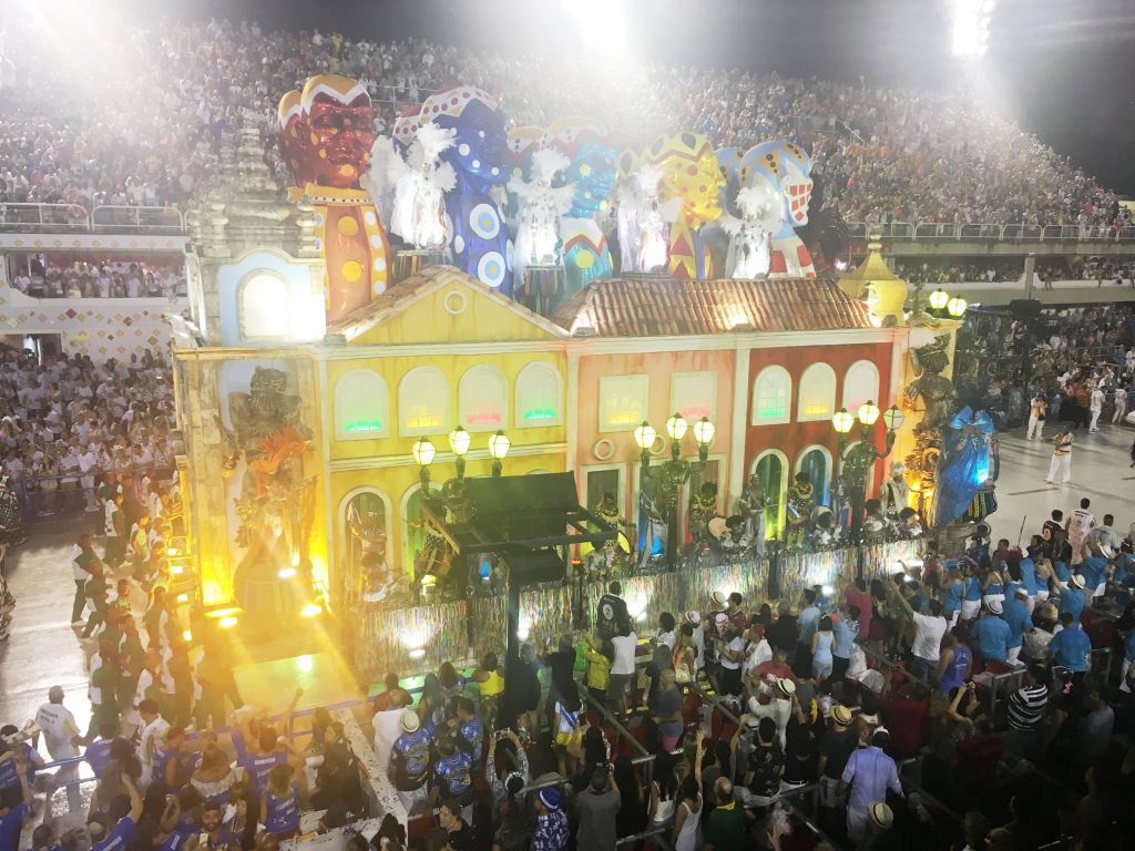 Enredo Grande Rio 2017