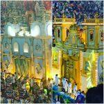 As Escolas de Samba que homenagearam Salvador e a Bahia em 2017