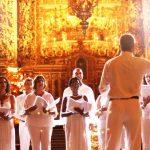 Coral Ecumênico da Bahia faz apresentação com canções budista, católica, espírita e judaica