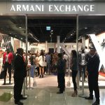 Armani Exchange reinaugura loja no Salvador Shopping