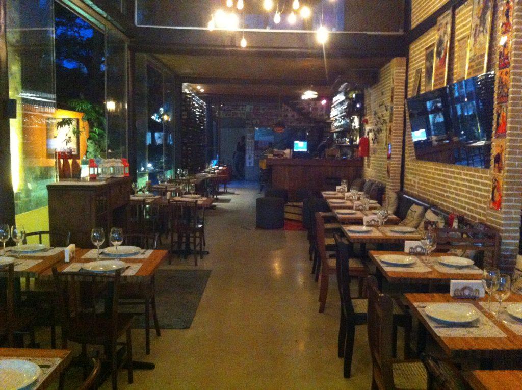 Toro Tapas Bar - Onde comer em Salvador