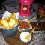 Toro Tapas Bar: tapas espanholas e portuguesas em frente ao mar