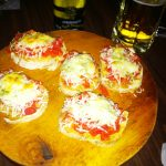 Onde comer brusquetas em Salvador: DOC Casual Dinning