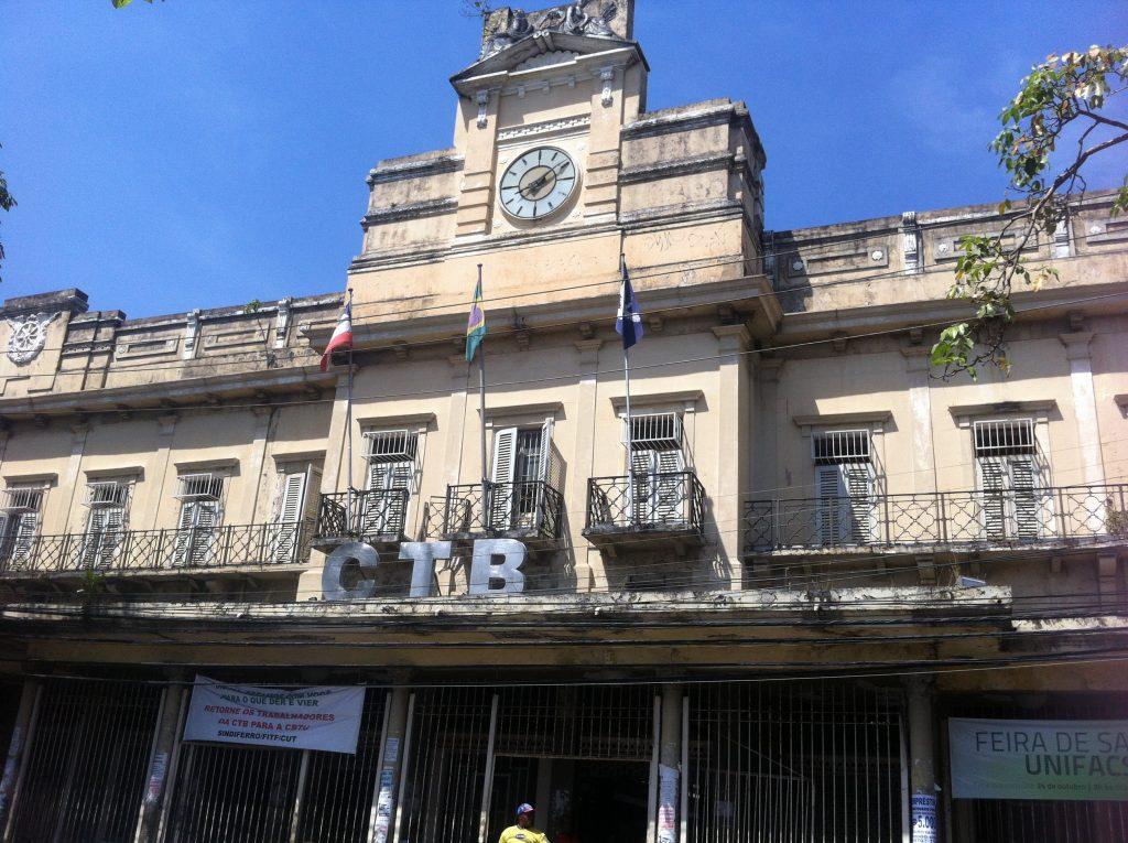 Estação da Calçada - Salvador-Bahia