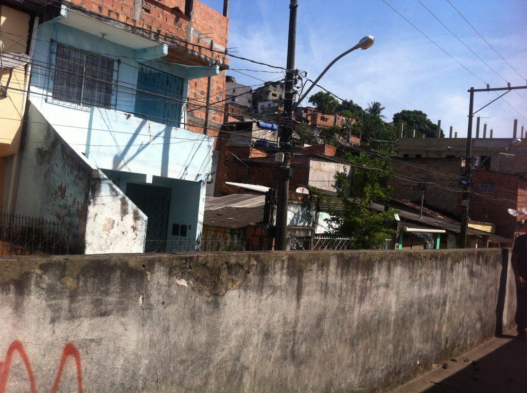 Trem - Subúrbio Salvador