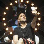 """Paulo Gustavo apresenta espetáculo """"Online"""" no TCA"""