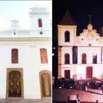 Ex-igreja? Temos! E duas.  A Igreja de Nossa Senhora da Conceição, que hoje é parte do Museu de Arte Moderna da Bahia (MAM/BA) e a antiga Igreja de Nossa Senhora da Barroquinha, que se transformou no Espaço Cultural da Barroquinha.