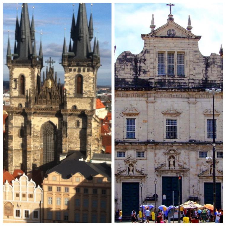 Igreja Basílica de Salvador